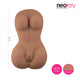 Neojoy Dream Girl Realistic Sex Doll with Vagina & Ass TPE Brown - Medium 8Kg