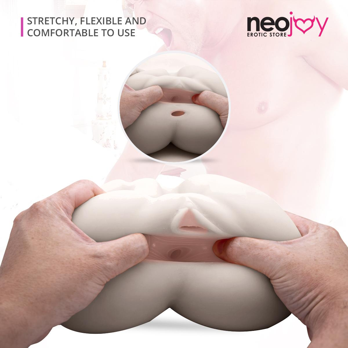 Neojoy - Miss Derriere Sex Doll Stroker with Butt & Vagina TPE Japanese - Small 2.17Kg