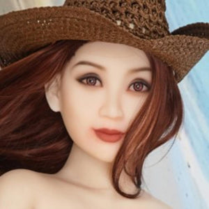 Neodoll Racy Xiu - Sex Doll Head - M16 Compatible - White