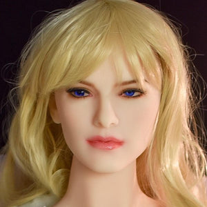 Neodoll Allure Renee - Sex Doll Head - M16 Compatible - Natural