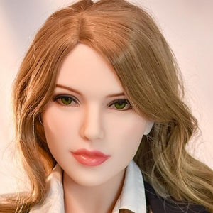 Neodoll Allure Kaylin - Sex Doll Head - M16 Compatible - Natural