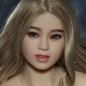 Neodoll Allure Hanna - Sex Doll Head - M16 Compatible - Natural