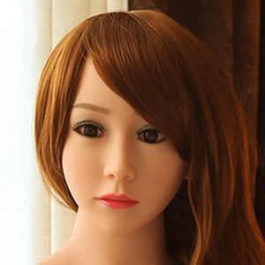 Neodoll Finest Adalynn - Sex Doll Head - M16 Compatible - Natural