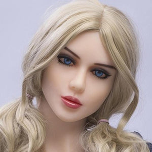 Neodoll Finest Jade - Sex Doll Head - M16 Compatible - Natural