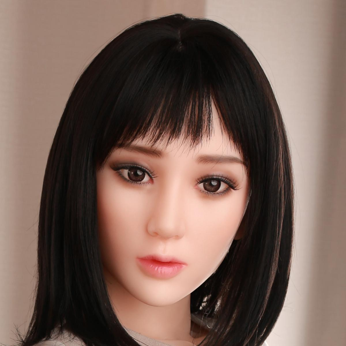 Neodoll Girlfriend Donna Head - Sex Doll Head - M16 Compatible - Tan