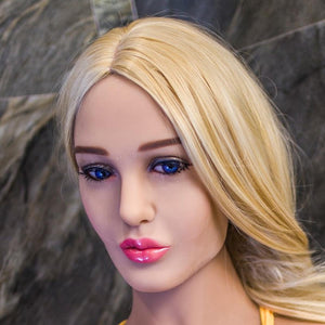 Neodoll Sugar Babe - Sex Doll Head - M16 Compatible - Wheat