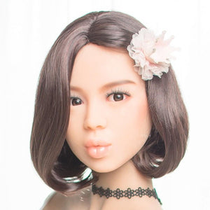 Neodoll Allure Gwendolyn - Sex Doll Head - M16 Compatible - Natural