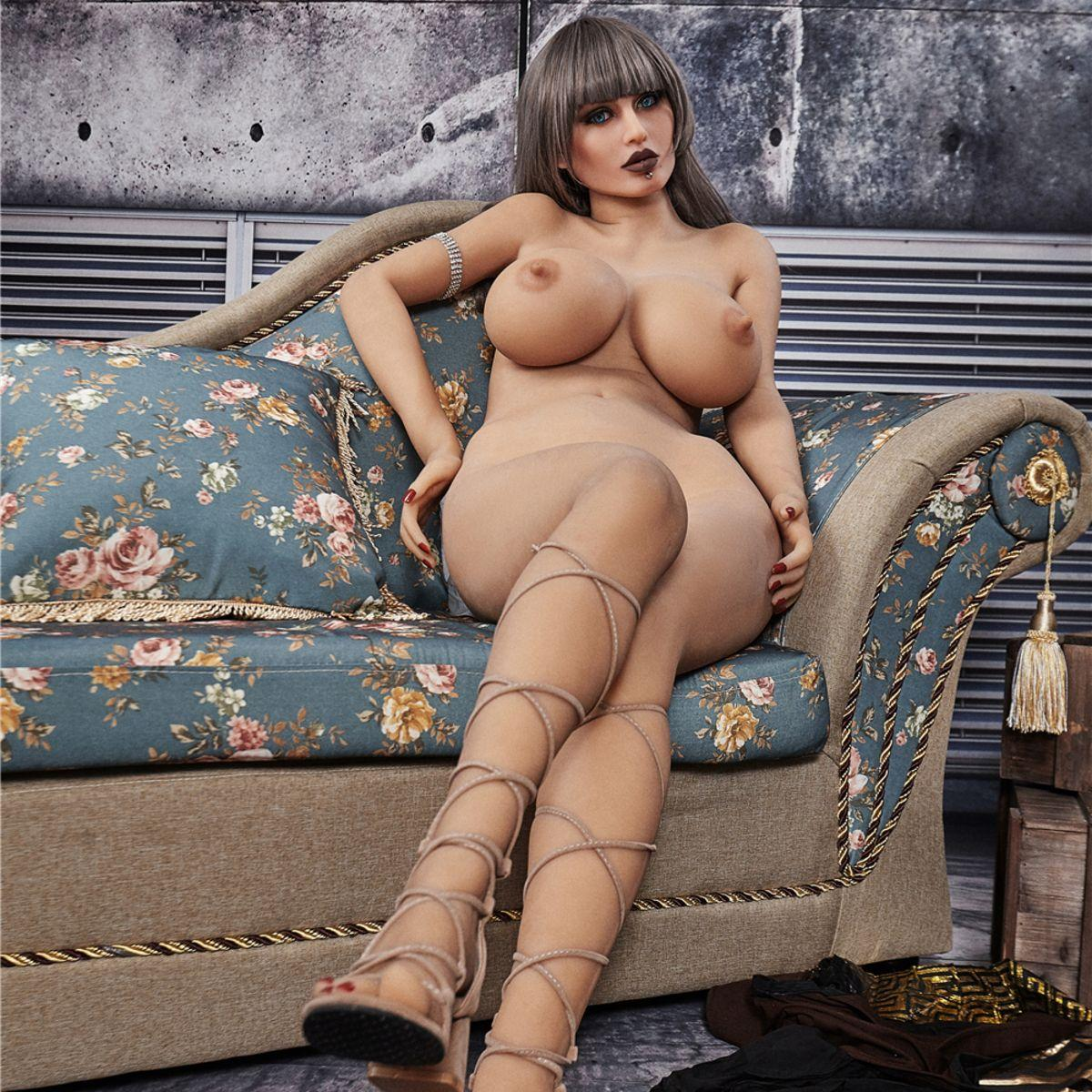 Neodoll Racy Yael - Realistic Sex Doll - 163cm Plus - Tan