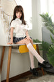 Neodoll Girlfriend Julia - Realistic Silicone Sex Doll - 148cm - Natural