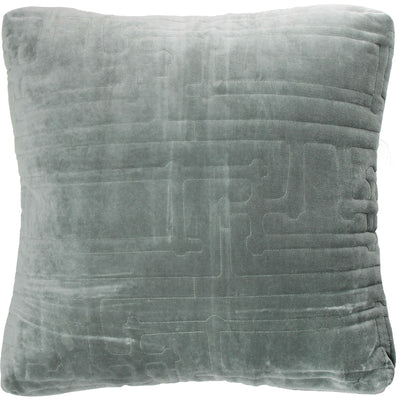 Coussin labyrinthe