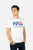 MITCH EVANS LOGO WHITE T-SHIRT mitch 2