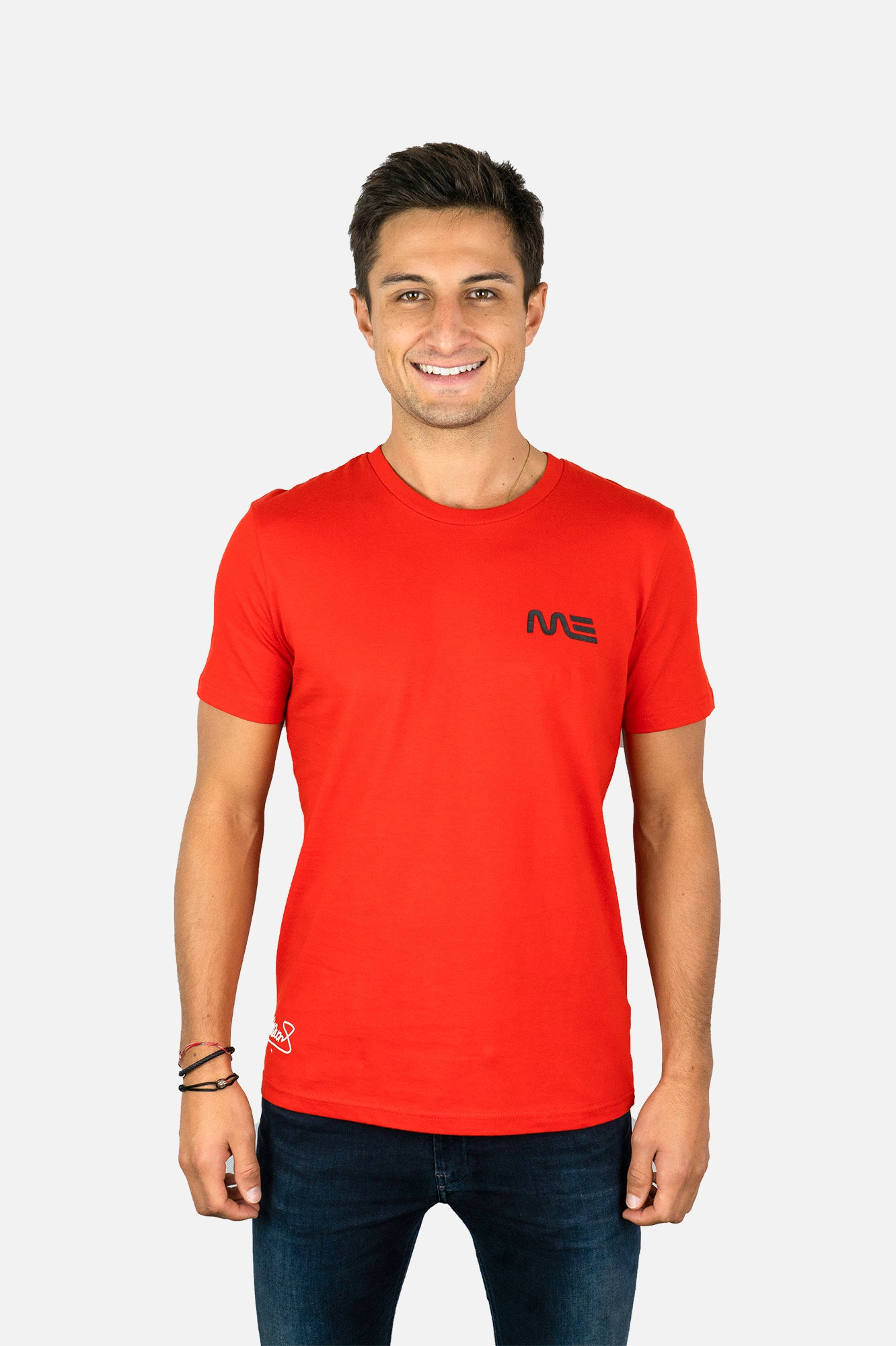 MITCH EVANS SIGNATURE RED T-SHIRT