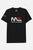 MITCH EVANS LOGO BLACK T-SHIRT