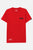 MITCH EVANS SIGNATURE RED T-SHIRT front