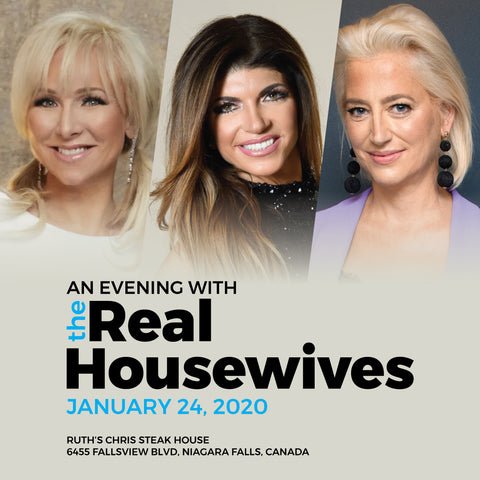 An Evening With The Real Housewives - January 24th, 2020