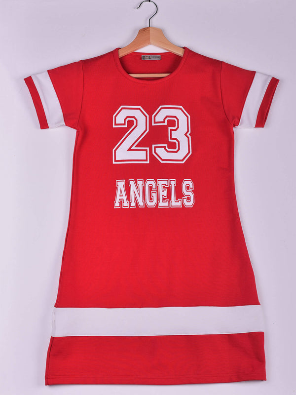 Dress, Red, 23 Angels