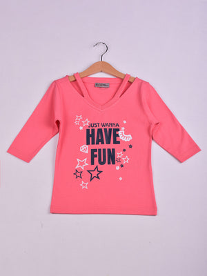 Top: Coral: Have Fun