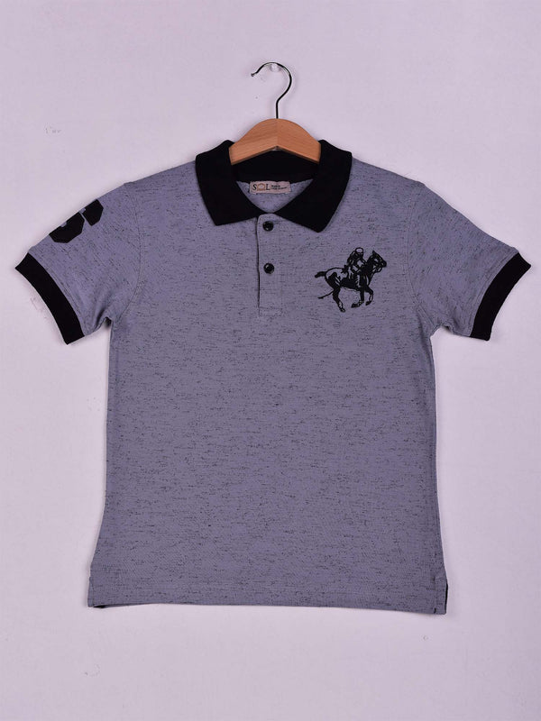 FY Polo: Grey