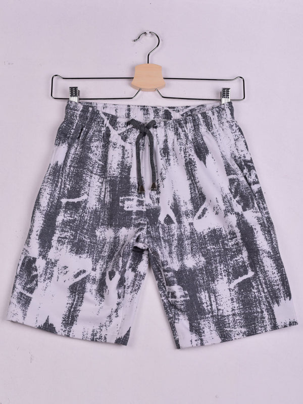 All Over Printed Shorts: Paint Brush