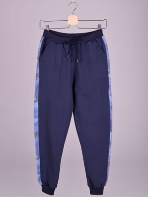 Sweatpants: Navy Blue: Army