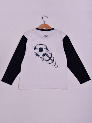 T-Shirt: White: 3 Players