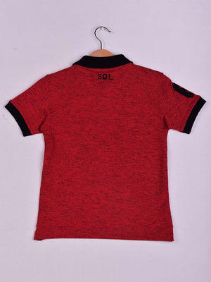 FY Polo: Marlboro Red