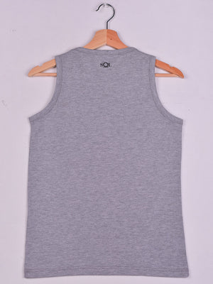 Tank: Grey Chine: Limited Edition