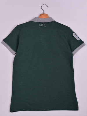FY Polo: Forest Green