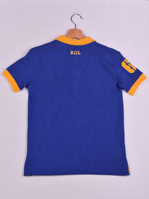 FY Polo: Royal Blue