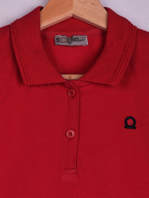 Polo, Red,Angels