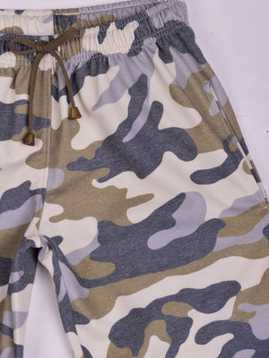 All Over Printed Shorts: Army