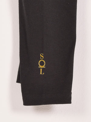 SOL Leggings: Black