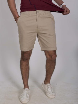 ESSENTIAL Casual Chino Shorts