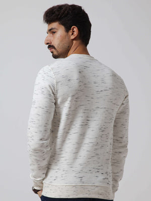 ESSENTIAL V-Neck Cashmere Sweatshirt