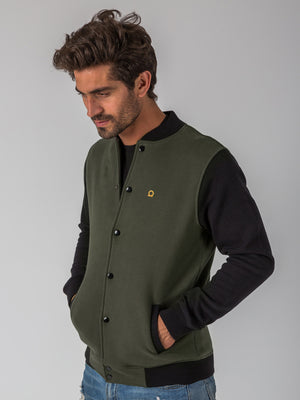 ESSENTIAL Baseball Jacket