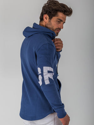 Funky Surprise Hoodie With Zipper