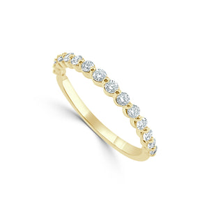 Sabrina Designs 14k Yellow Gold Diamond Band