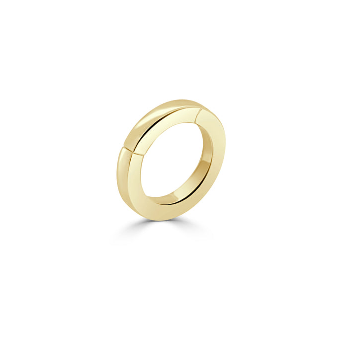 14k Gold Charm Connector