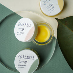 General Salve No.18 Fragrance Trial Kit Samuel Ethnobotanics, LLC