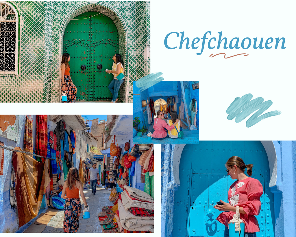 Chefchaouen Morocco The Blue City