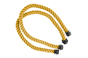 Camel Yellow Rope Straps