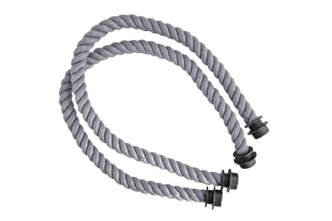 Grey Rope Straps