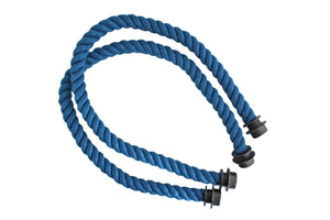 Blue Rope Straps