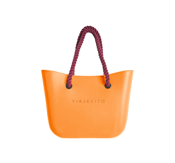 Orange Classic Tote