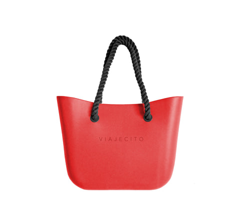 Apple Red Classic Tote
