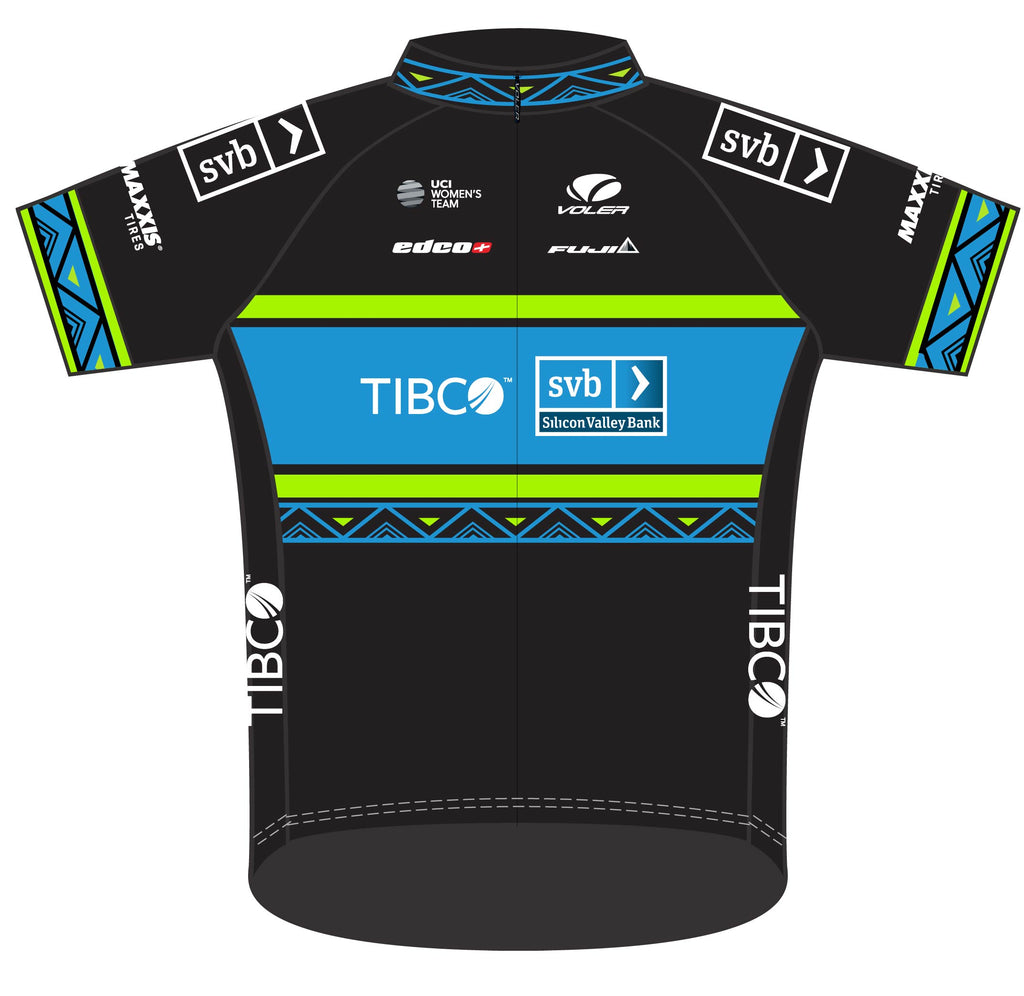 2019 Women's Short Sleeve Jersey Velocity