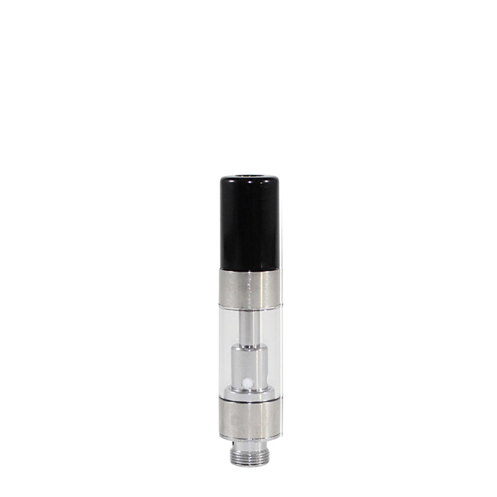 CCELL® M6T Plastic Cartridge with Black Round Mouthpiece - Qty 100