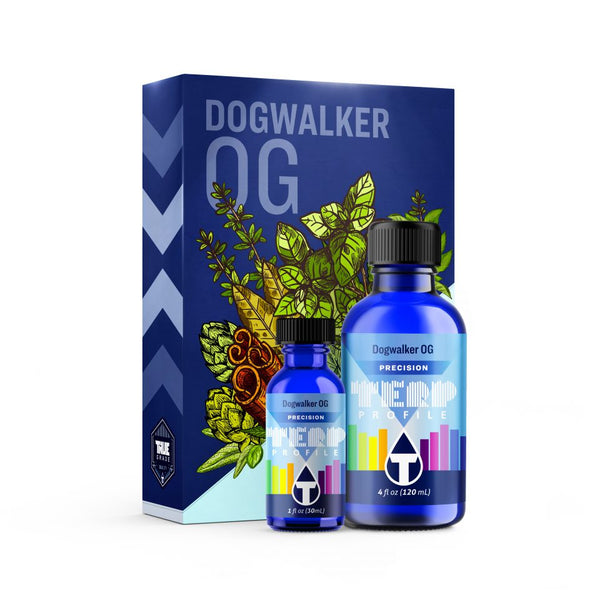 Dogwalker OG Profile por True Terpenes