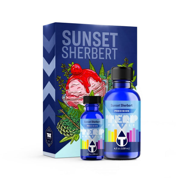 Sunset Sherbet Profile by True Terpenes