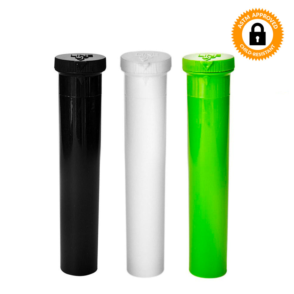 94mm Opaque CR Line-Up Joint Tubes - Multiple Colours Available - Qty 750